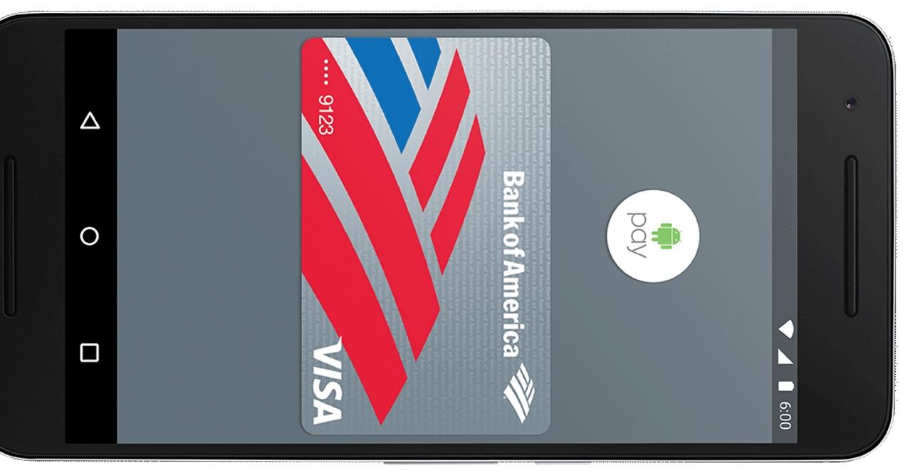 Android Pay Portada