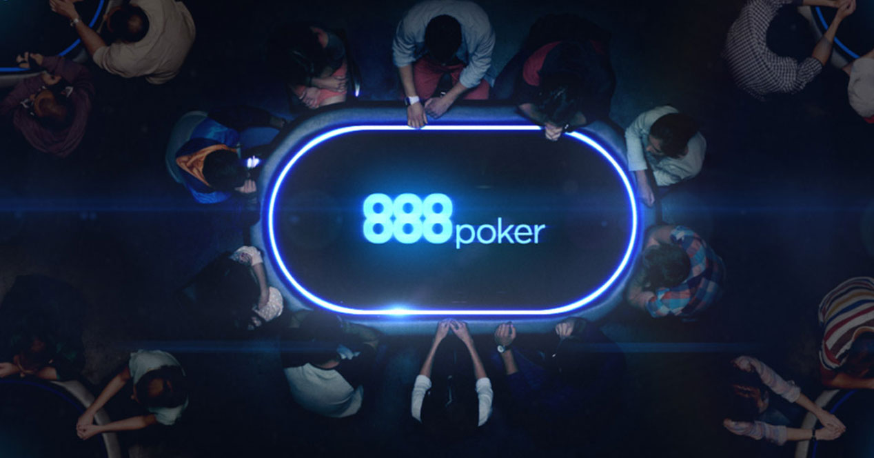Logotipo de 888poker