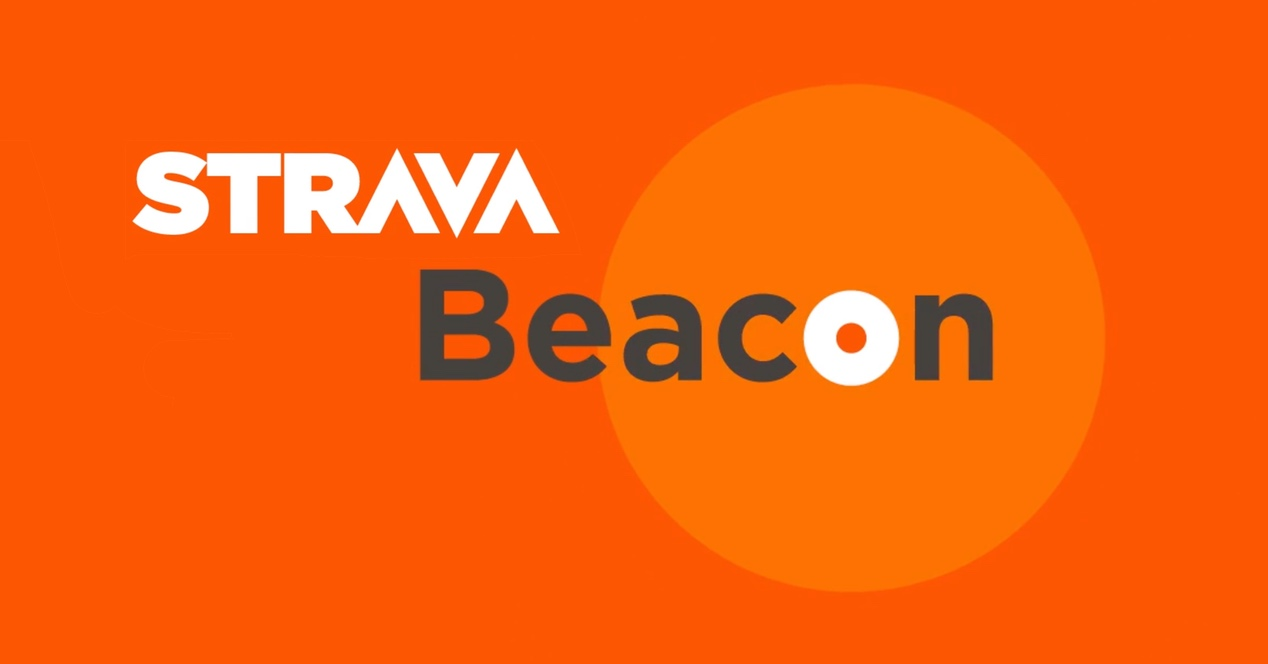 Beacon Strava