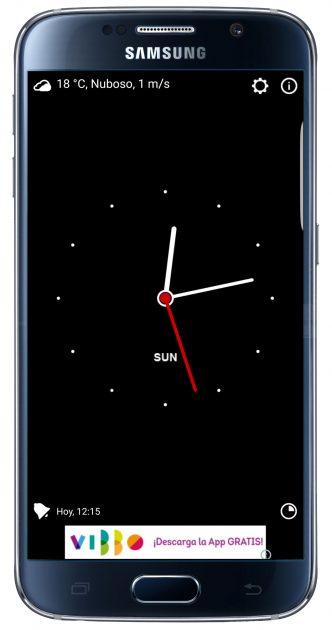 ASpecto reloj Mi reloj despertador