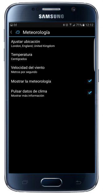Posibilidades de la aplicación Mi reloj despertador