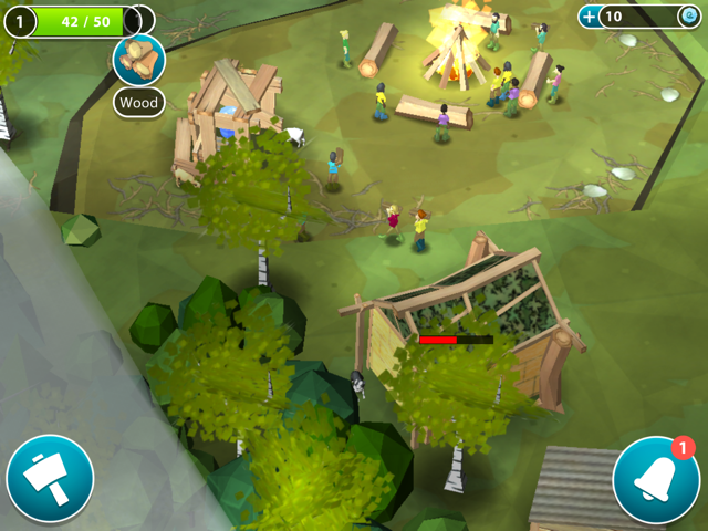 Juego Android Eden: The Game