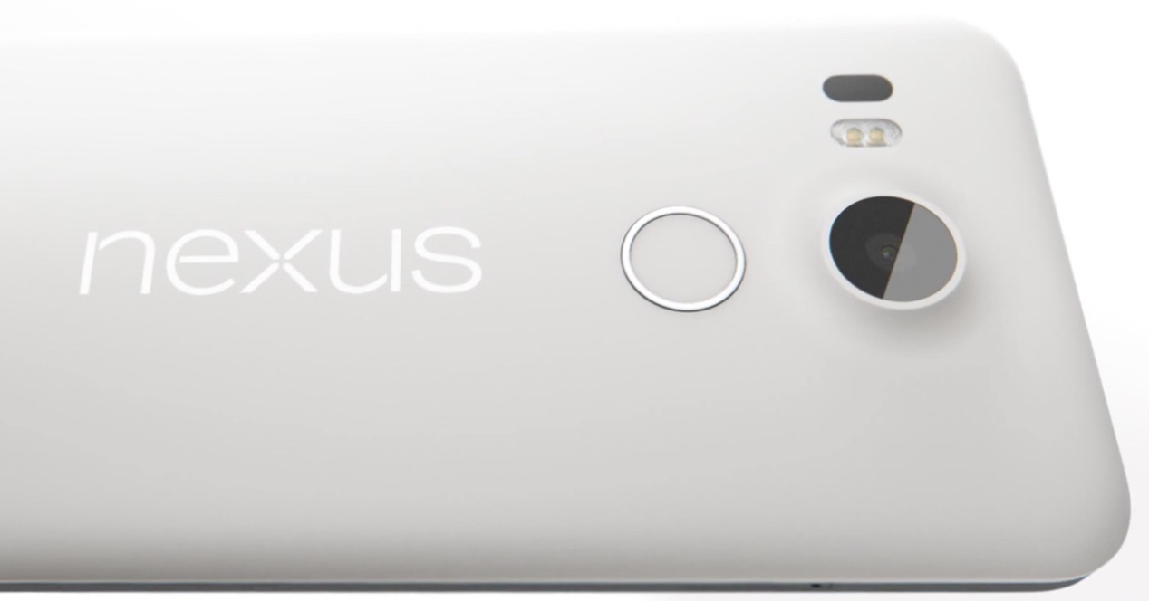 Nexus 5X Portada
