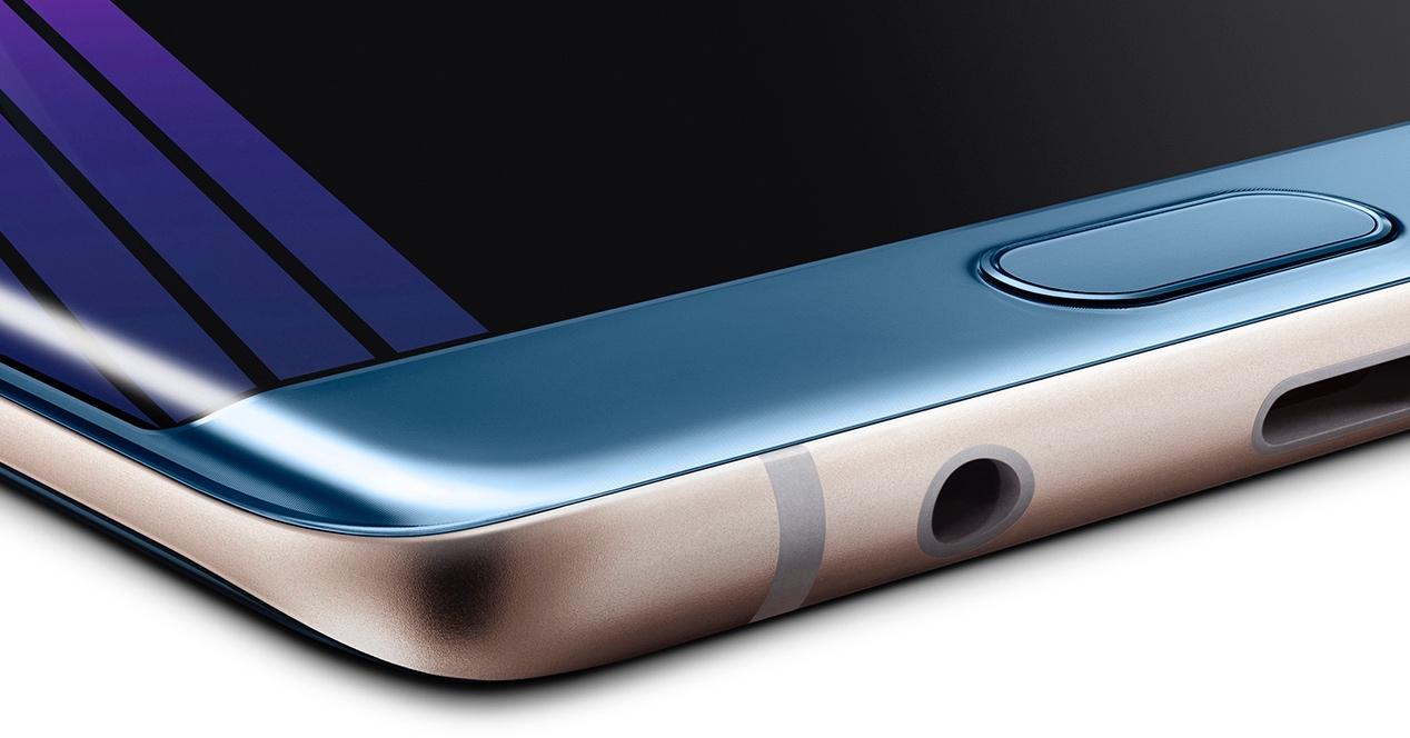Samsung Galaxy Note 7 Blue Coral