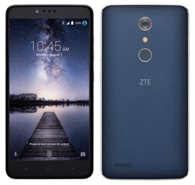 Phablet ZTE Zmax Pro