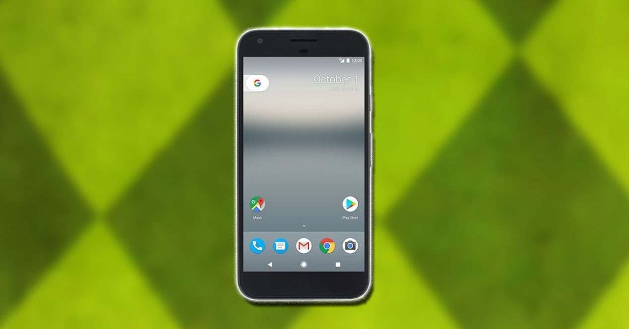 Aspecto del Google Pixel XL