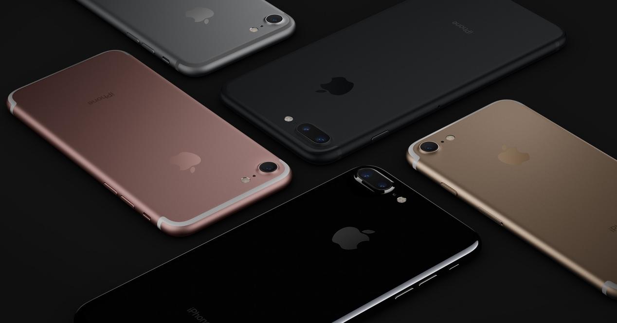 iPhone 7 Plus Colores