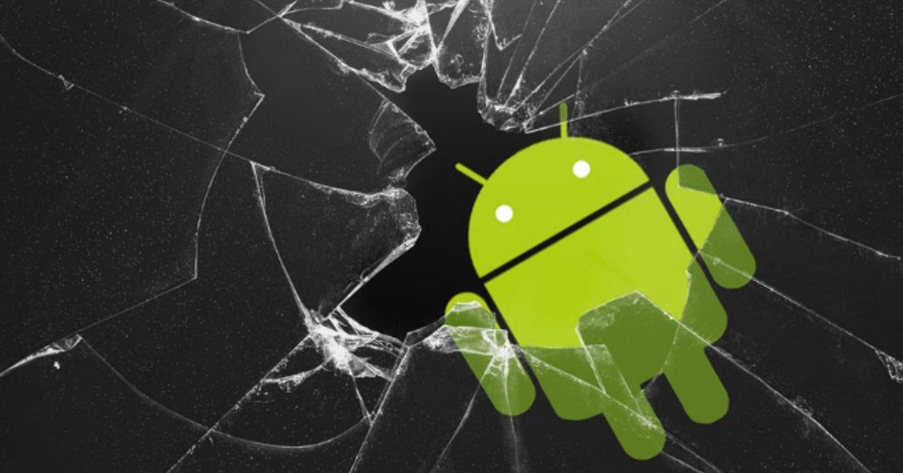 controlar tu móvil Android con la pantalla rota