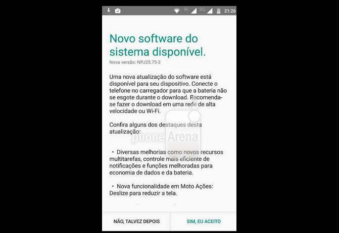 moto g4 play android 7