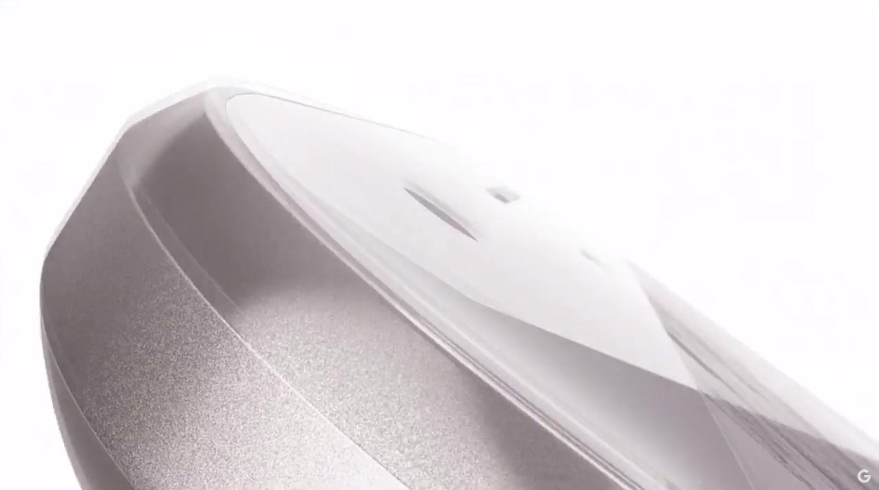 Diseño metálico del Google Pixel