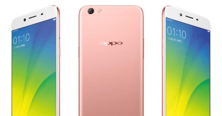 OPPO R9s Plus Rosa