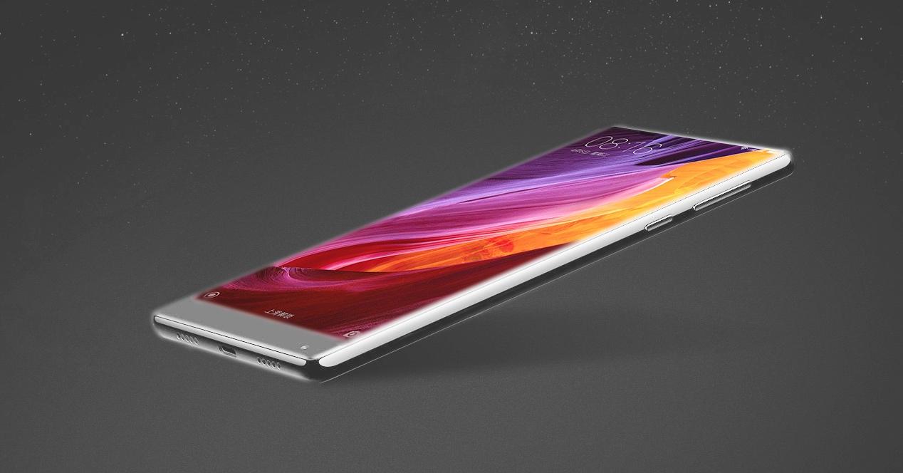 Xiaomi Mi MIX Blanco Creación