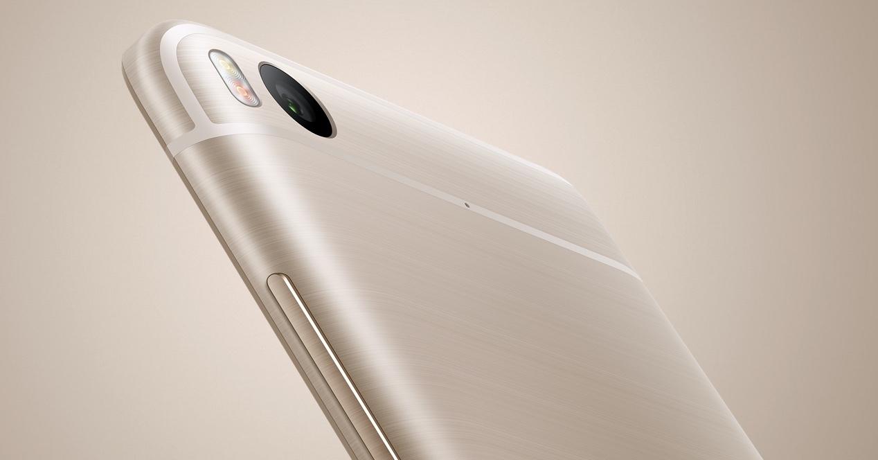 Posible aspecto del Xiaomi Mi Note 2