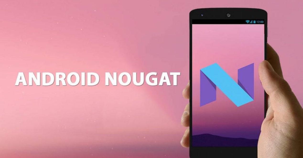 Android Nougat y Motorola