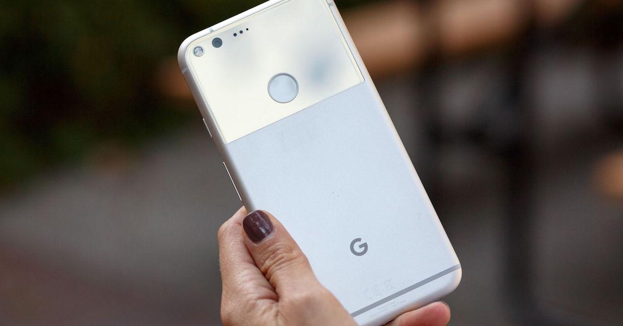 problema carga rápida pixel android pie