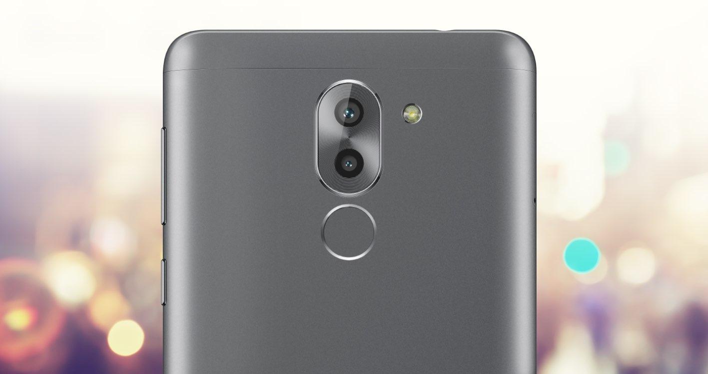 Huawei Mate 9 Lite Gris