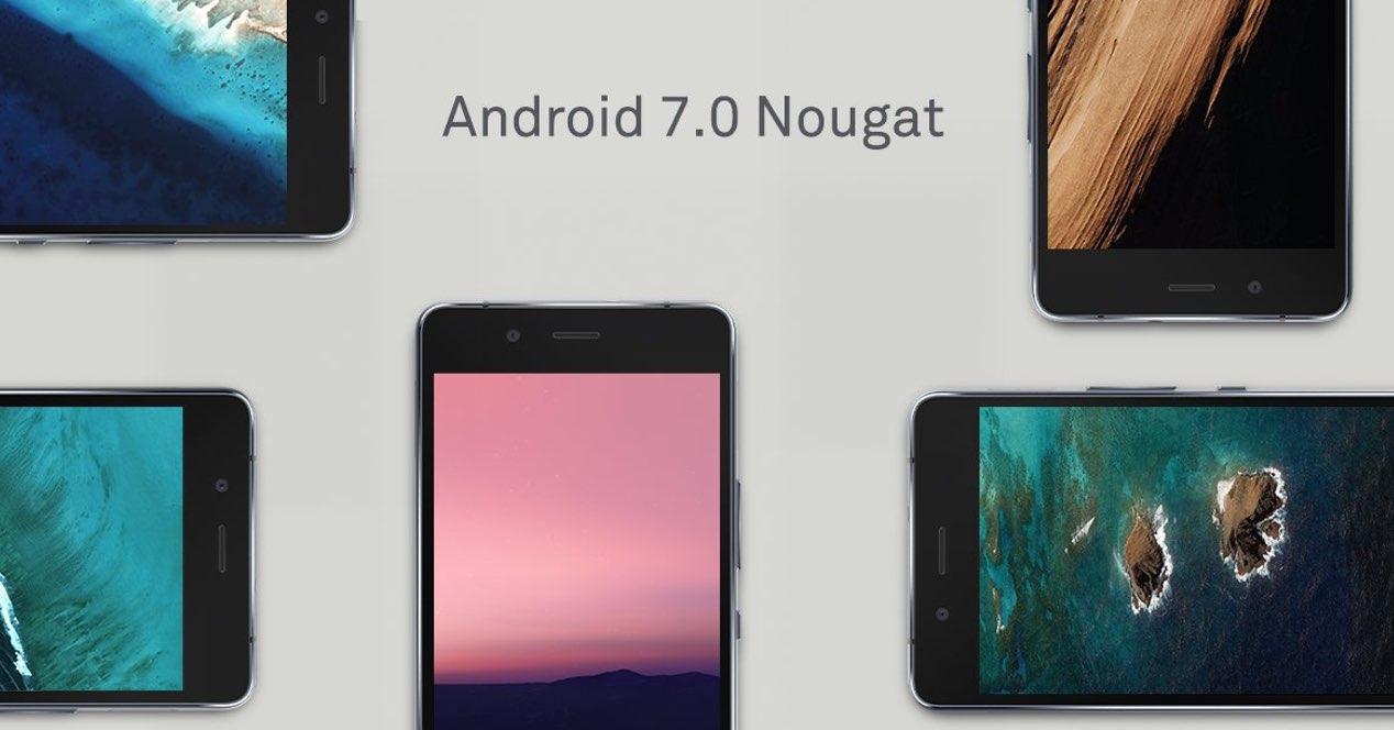 bq Android 7 Nougat