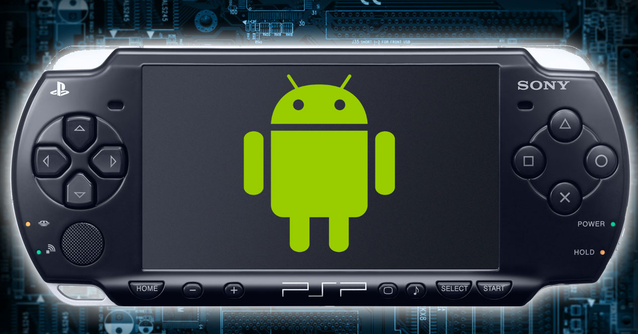 psp con android