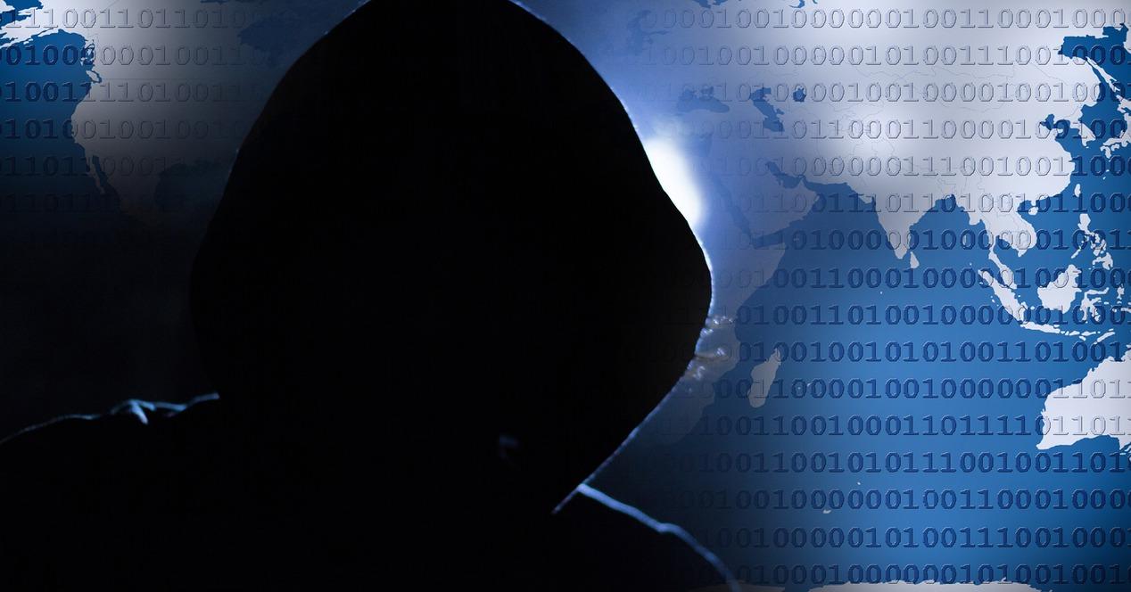 Malware espía y ciberataque