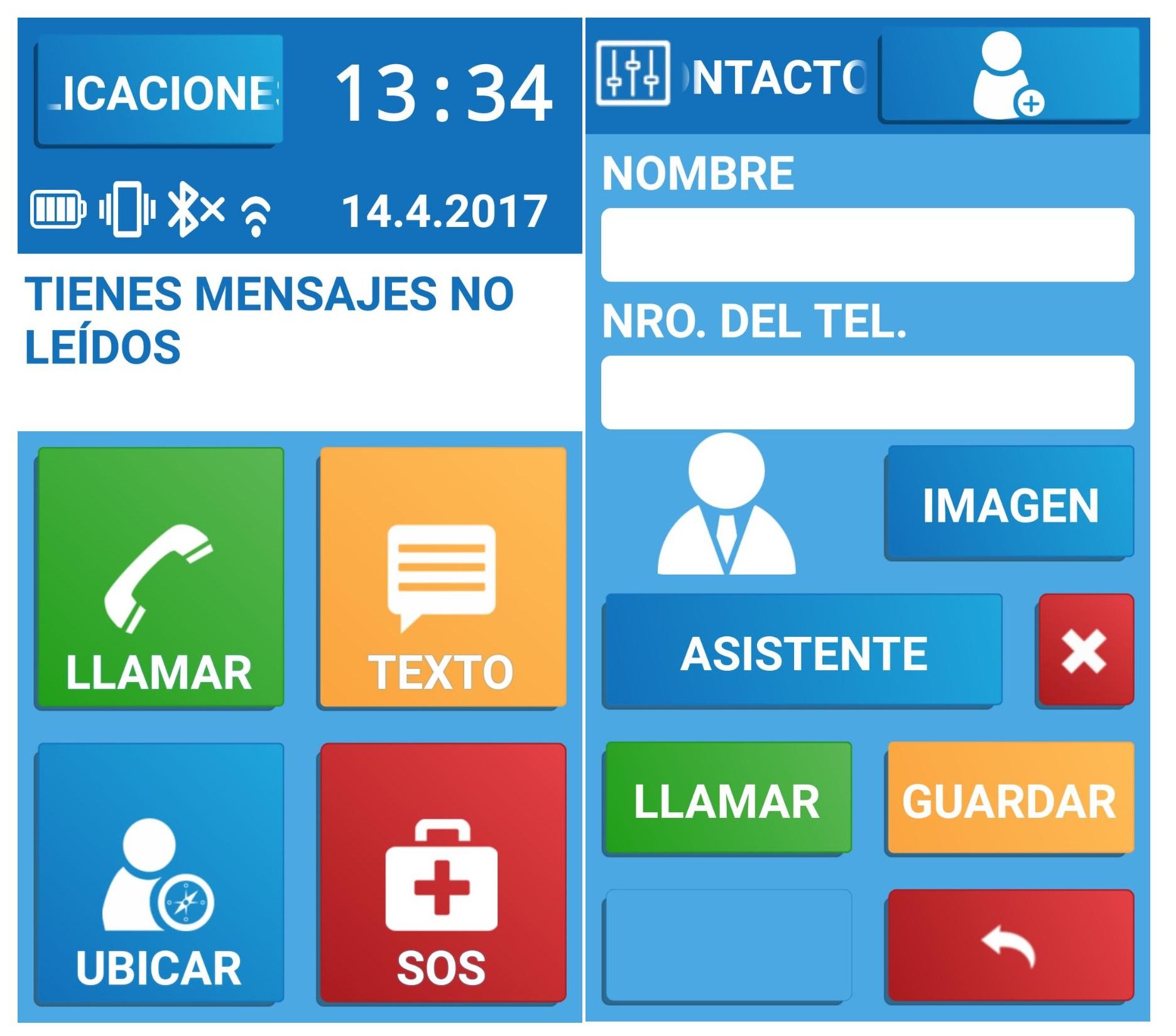 Simple Senior Phone