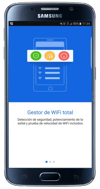 Asistente WiFi Master - Pro & Fast tools