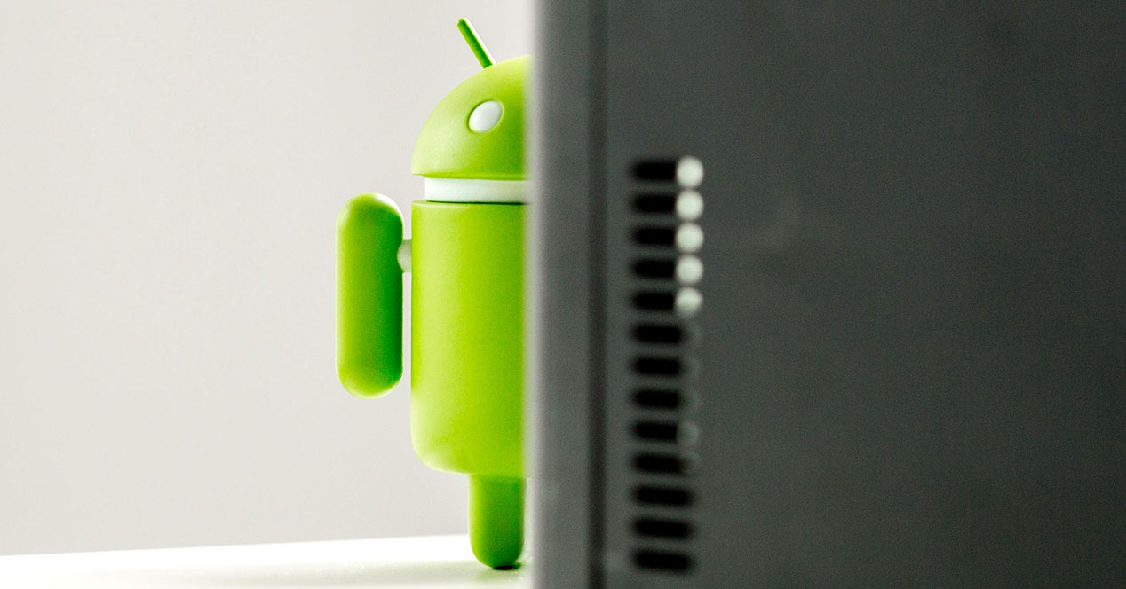 android oculto