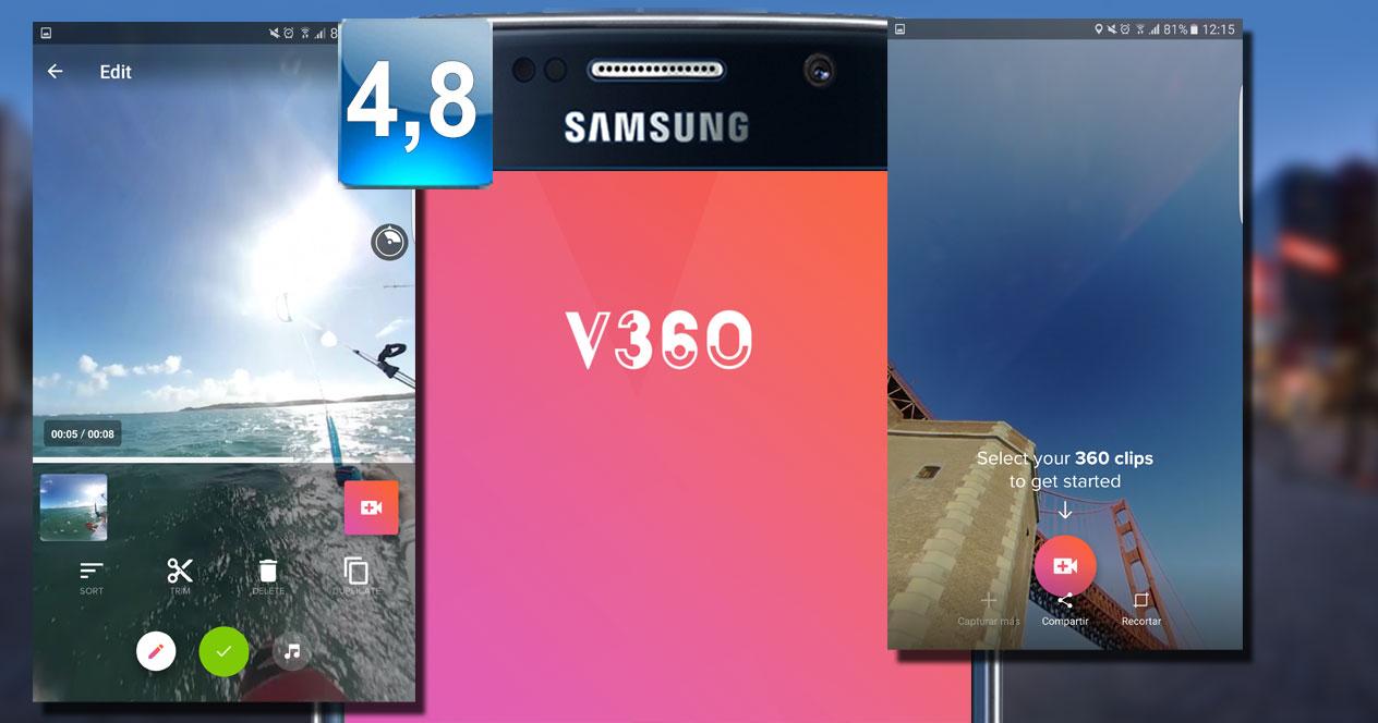 V360 Video Editor