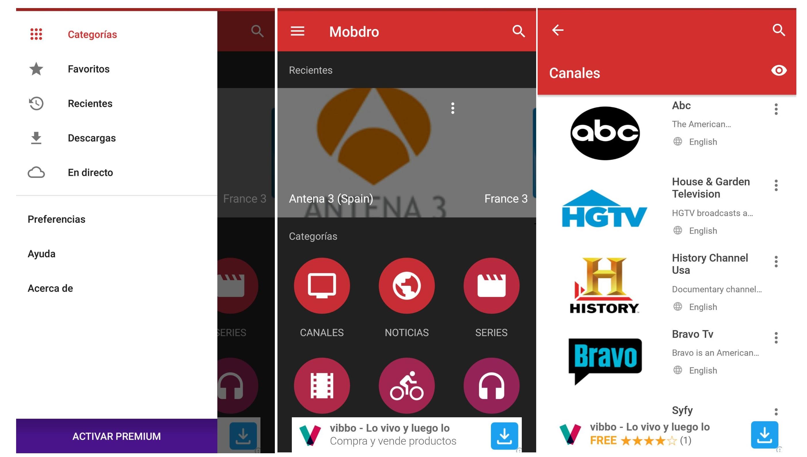 Cómo ver la tele en tu teléfono Android