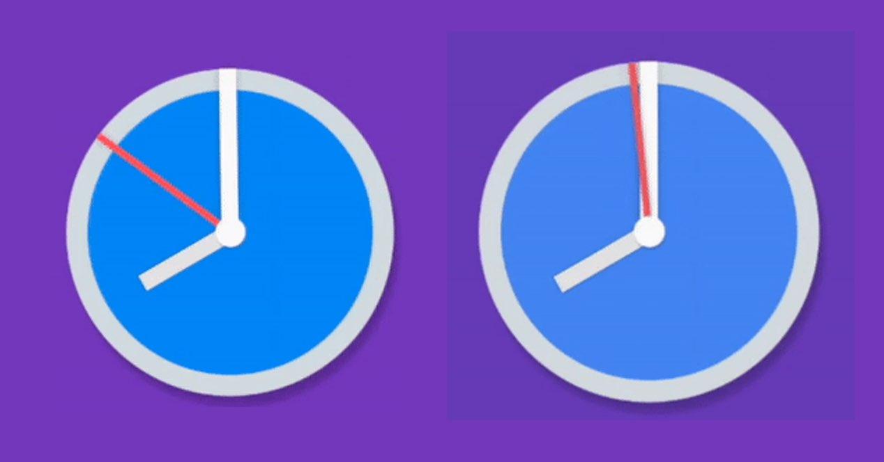 App Reloj Android O