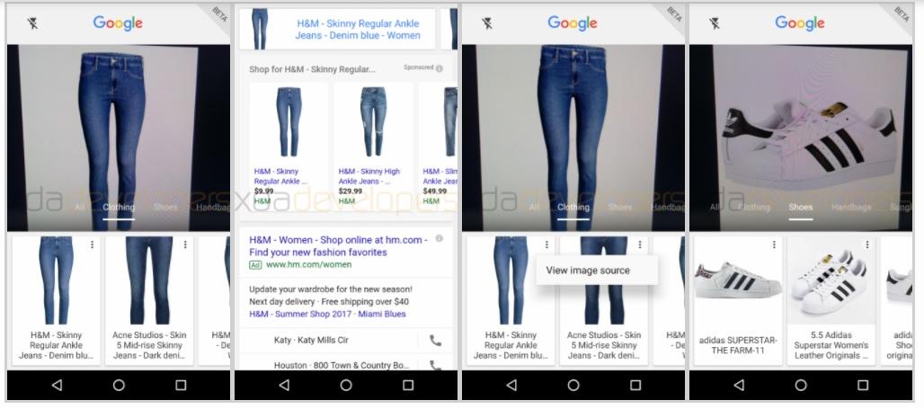 búsqueda inteligente desarrollada por Google