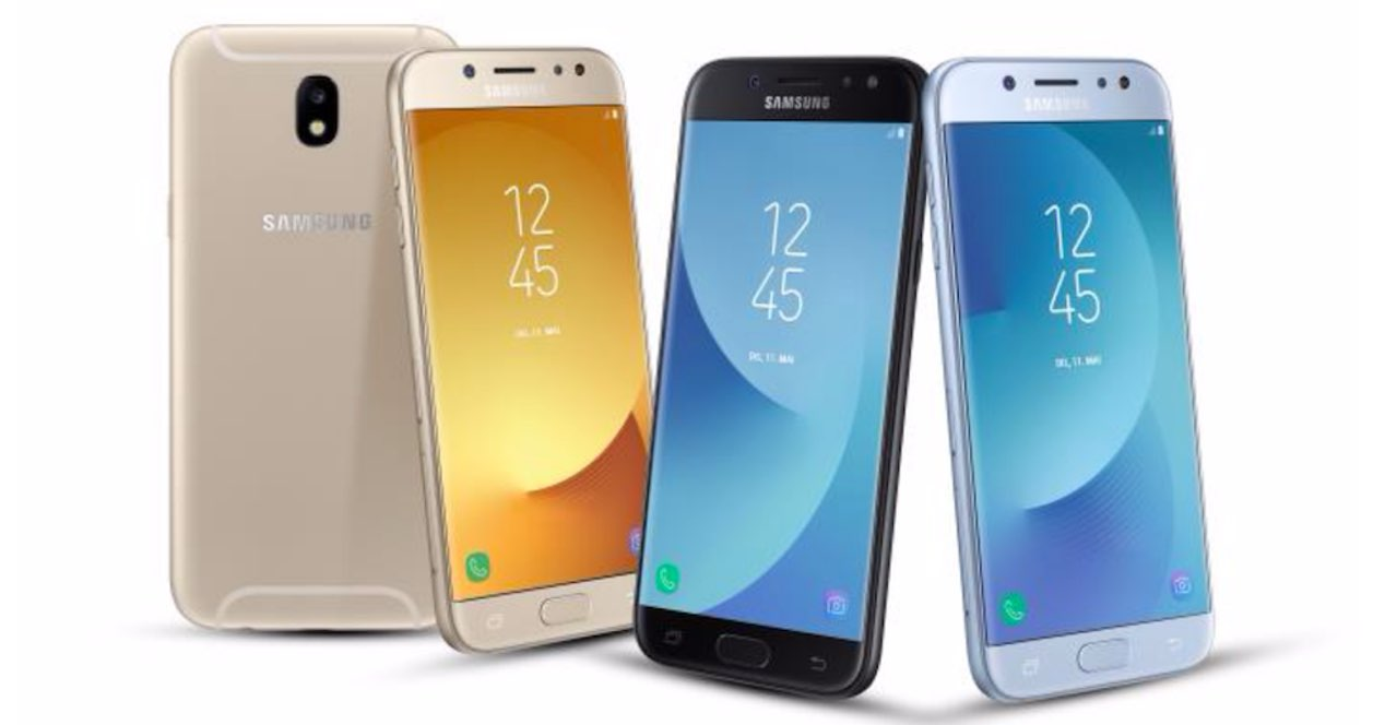 Samsung Galaxy J7 (2017)