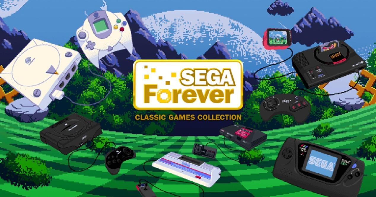 SEGA Forever Android