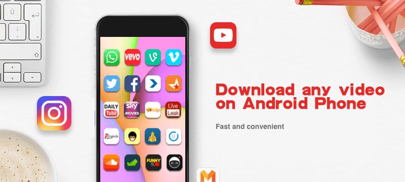 Descargar videos de YouTube desde tu Android