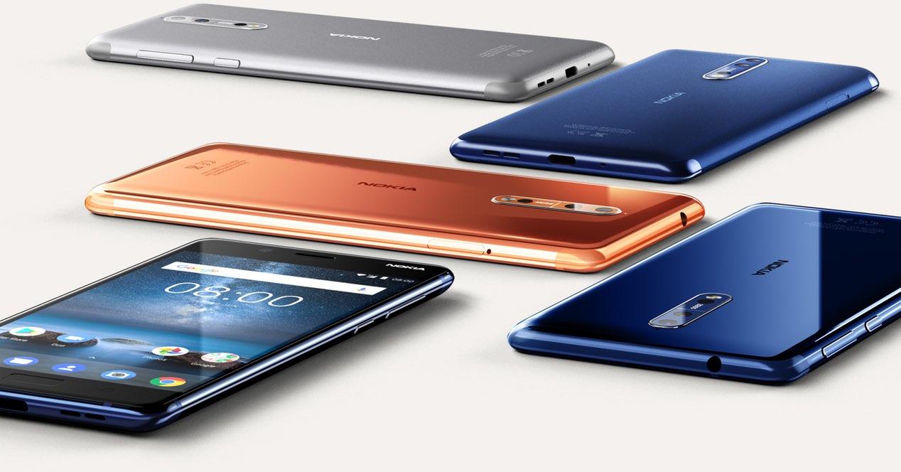Nuevo Nokia 8