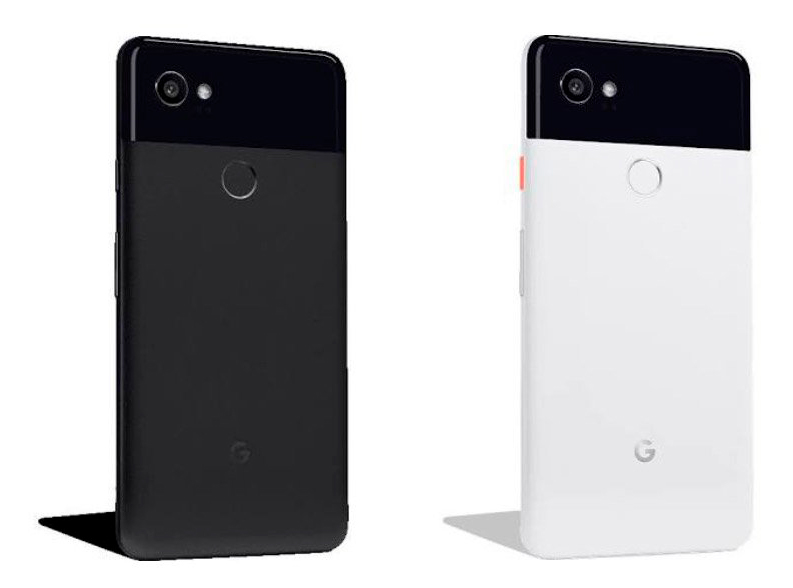 Google Pixel 2 XL Colores