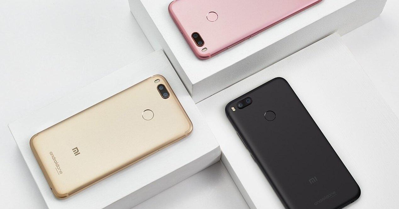cámara del Pixel 3 en el Xiaomi Mi A1