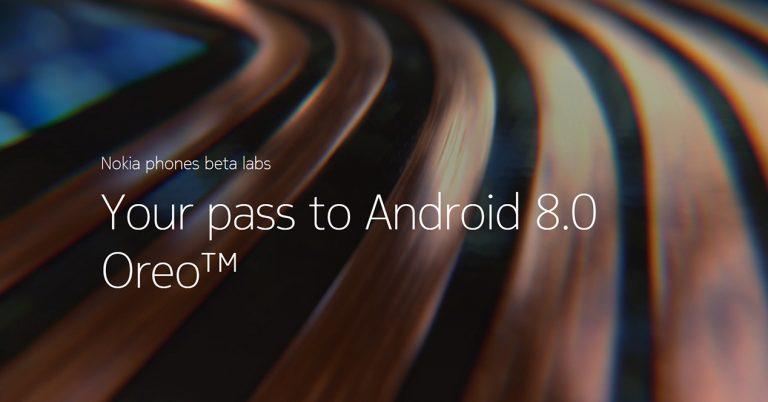 beta android oreo nokia 6