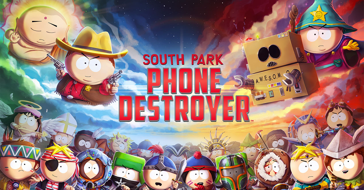 South Park: Phone Destroyer ya disponible para Android