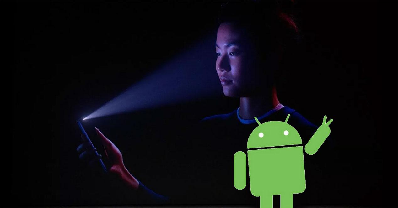 android reconocimiento facial mejorado