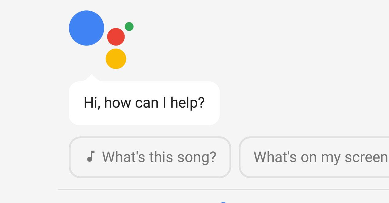 Ya puedes reconocer música con Google Assistant
