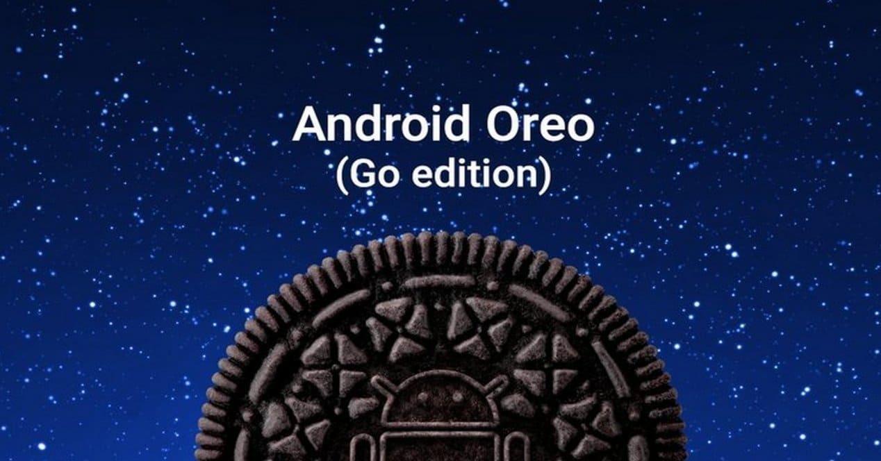 Android 8 Oreo Go Edition
