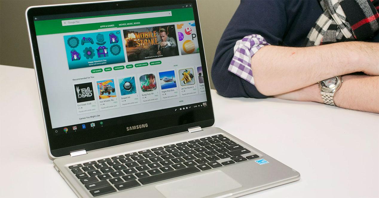formas de hacer que tu Chromebook sea más seguro