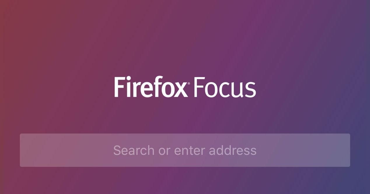 firefox focus más seguro