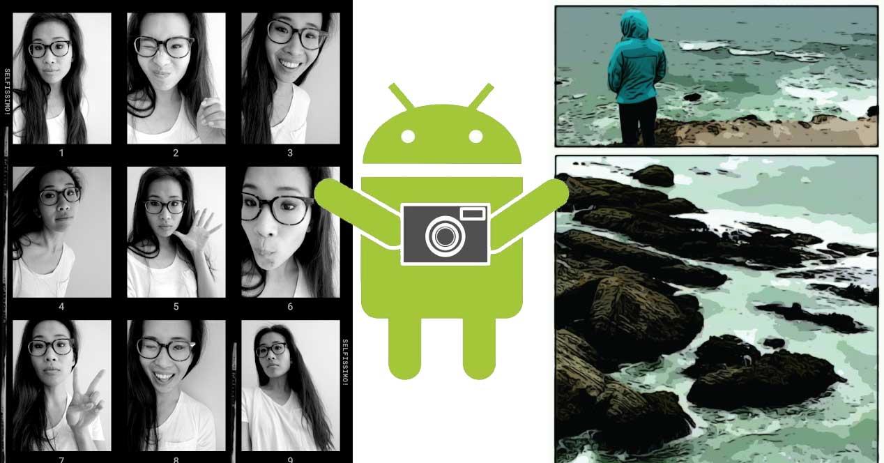 Google lanza dos nuevas apps de cámara en Android