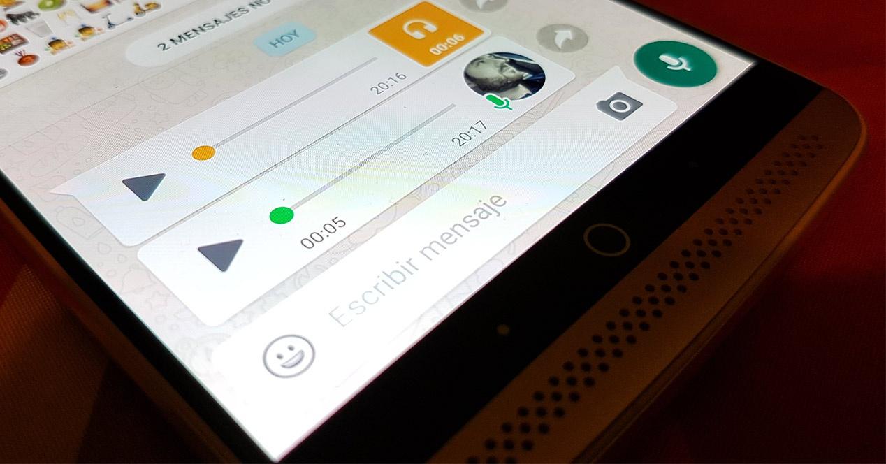 WhatsApp elimina la grabadora