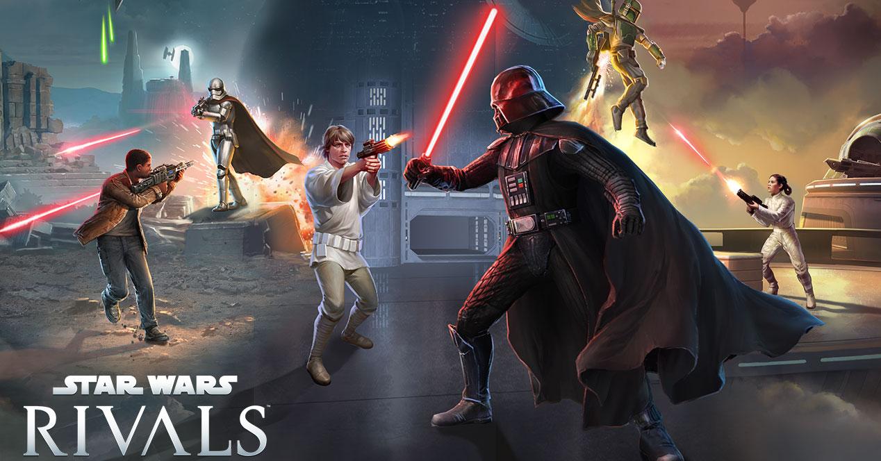 Disney anuncia el shooter multijugador Star Wars: Rivals para Android