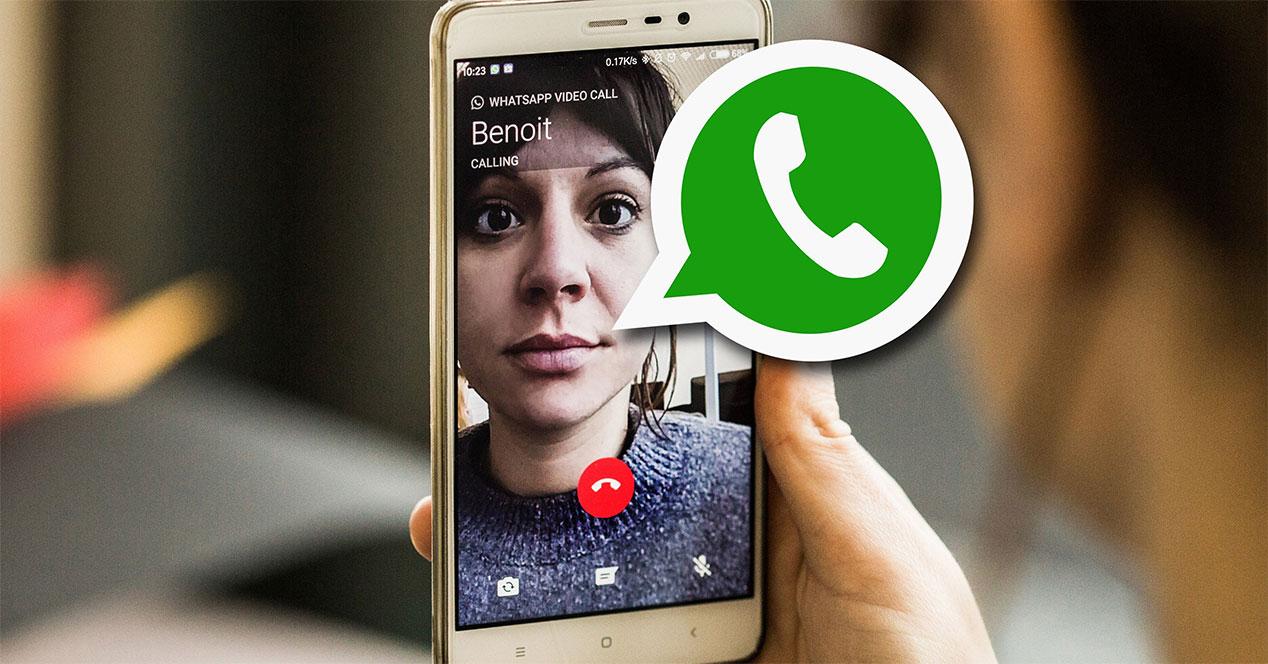 videollamadas en grupo con WhatsApp