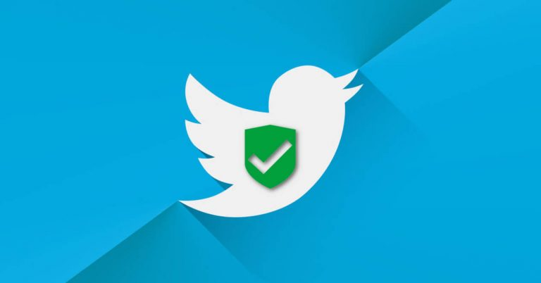 cambiar contraseña Twitter android