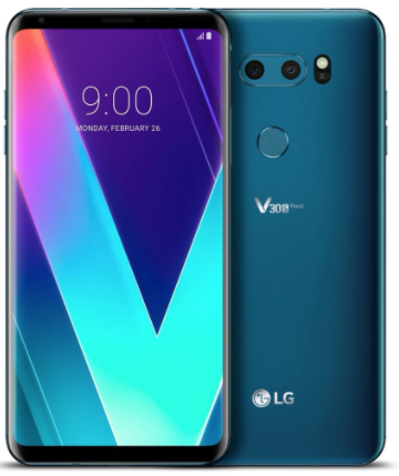 LG V30S ThinQ características