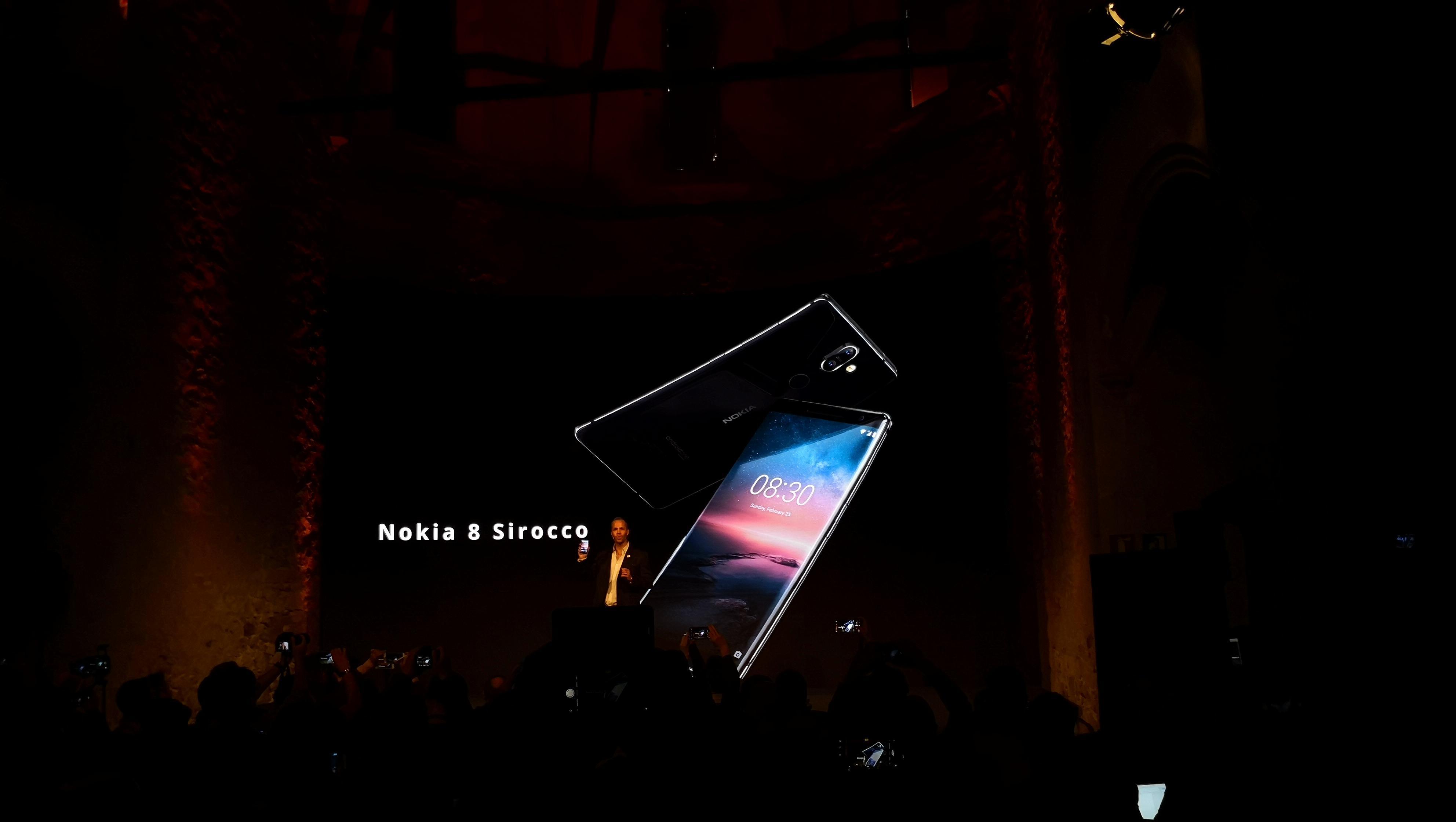 Nokia 8 MWC 2018